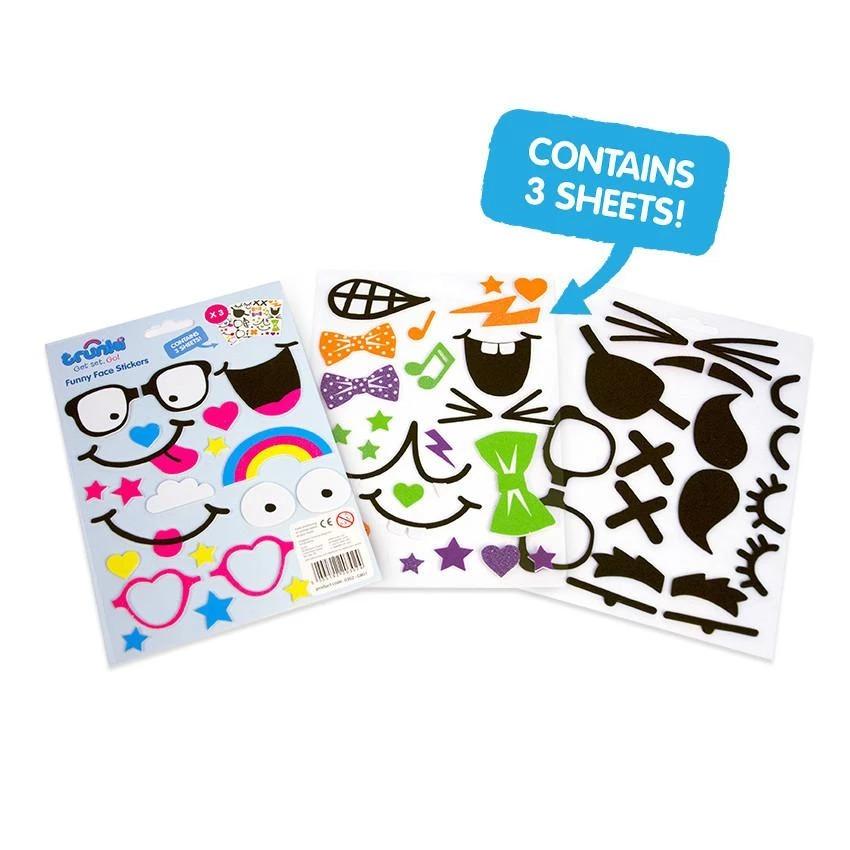 Stickers para Maleta trunki
