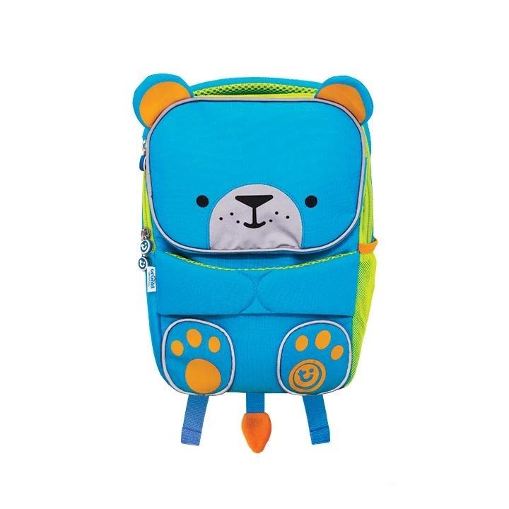 Mochila ToddlePak Oso Azul