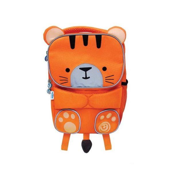 Mochila ToddlePak Tigre Naranja